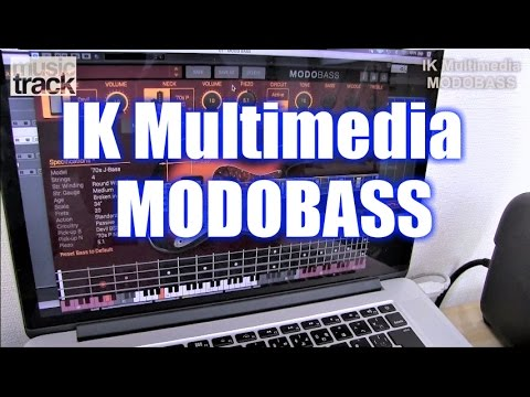 IK Multimedia MODO BASS Demo & Review [English Captions]
