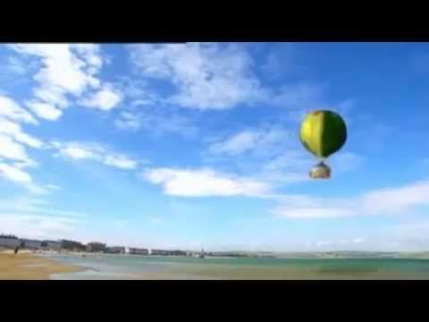 Green Balloon Club - On the beach song   Cbeebies