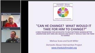 Can He Change? - webinar