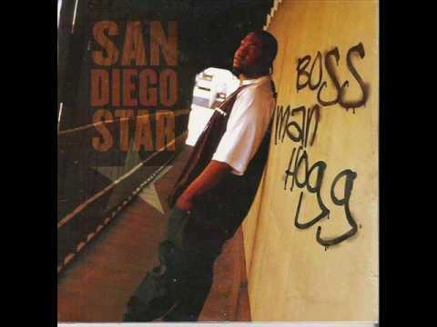 San Diego Star - Bossman Hogg