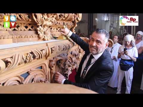 Salida de la Oración del Huerto Semana Santa Algeciras 2019 Domingo de Ramos