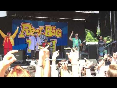 Another F.U. Song - Reel Big Fish (Live in Holmdel, NJ - 7/17/16)