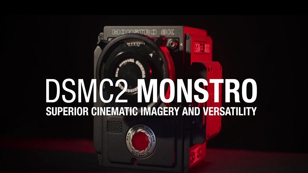 Red Dsmc2 Brain Monstro 8k Vv Trade In Promotion Video Data