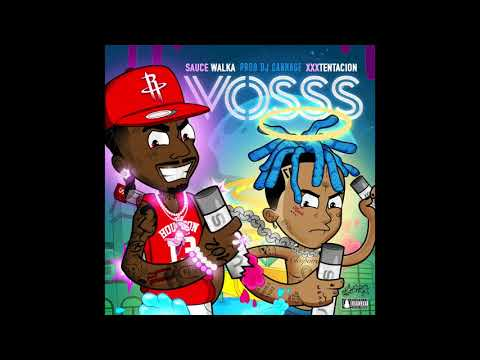 "Sauce Walka & XXXTentacion ""Voss"" (lyrics in desc) Prod. by DJ Carnage WSHH Exclusive Official Audio"