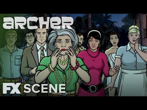 Archer | Season 7 Ep. 10: Holy Sh*tsnacks! Scene | FX