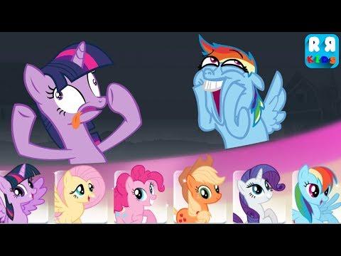 My Little Pony Rainbow Runners - Twilight Sparkle And Rainbow Dash Quest