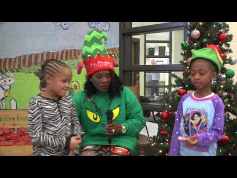 Christmas Wishes from East Laurens Primary School