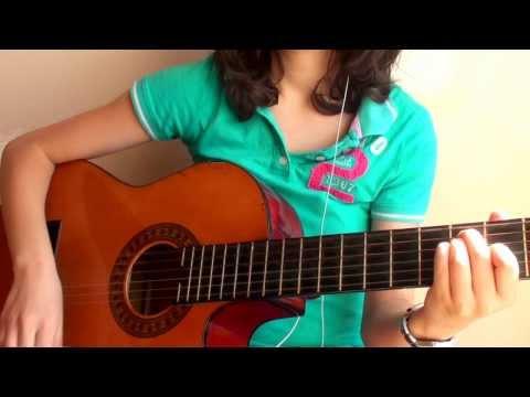 Saad Lamjarred -Enty [ Guitar cover ]