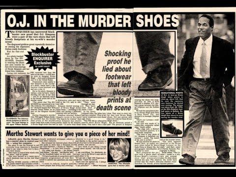 Porkins Policy Radio episode 110 Pat McKenna on OJ's parole, bloody socks, and Bruno Magli shoes