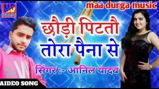 Anil yadav ka hit d. J song pitatou tora paina se
