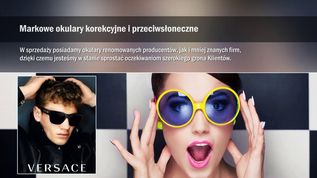 1018015eeb72 Salon optyczny okulary korekcyjne Tarnobrzeg Janusz Kosiński - YouTube