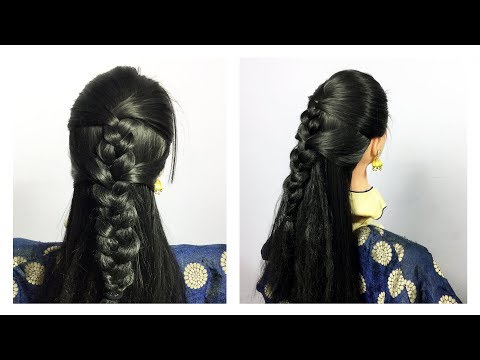 Prom Hairstyles for holiday | hairdress to little princess | HairStyle