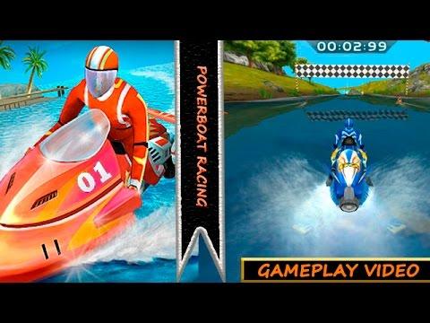 Powerboat Racing | GamePlay HD