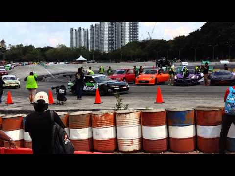 King Of Asia Drift 2K15 Top 32 Parade