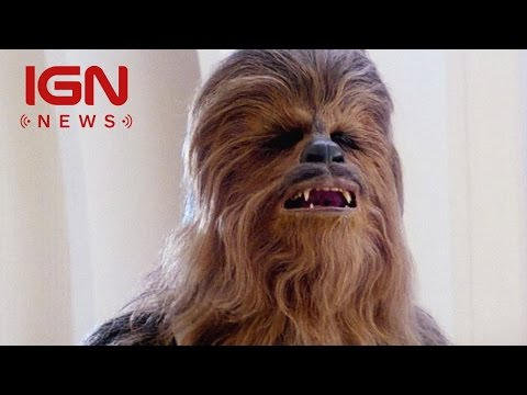 New Beetle Species Named After Chewbacca - IGN News