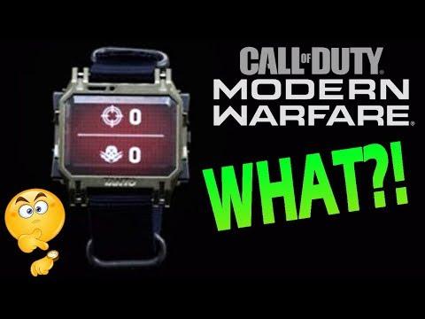 """$20 """"TIME TO DIE"""" Watch Worth It?! (Modern Warfare)"""