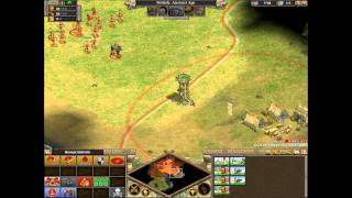 Rise of Nations: Thrones and Patriots Tutorial 1 - Boadicea