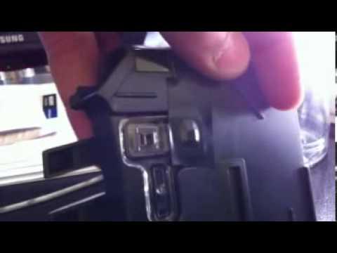Problema CLP-365W Contenedor Toner Residual