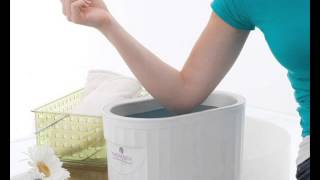 Therabath Professional Paraffin Wax ThermoTherapy Heat Bath Prof Thumbnail