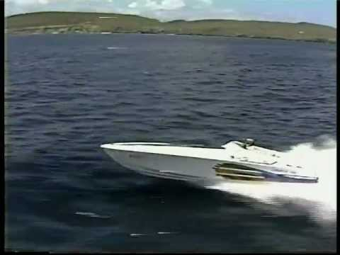 """""""POWER BOAT RACING"""" 17 YEARS AGO IN CURACAO...!"""