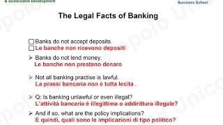 Richard Werner parla delle banche centrali e delle crisi economiche (sottotitolato)