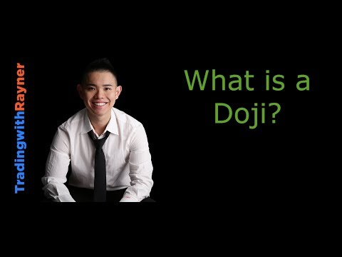 Candlestick Pattern Trading #9: What is a Doji by Rayner Teo