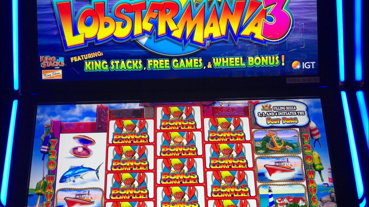 Lobstermania 3