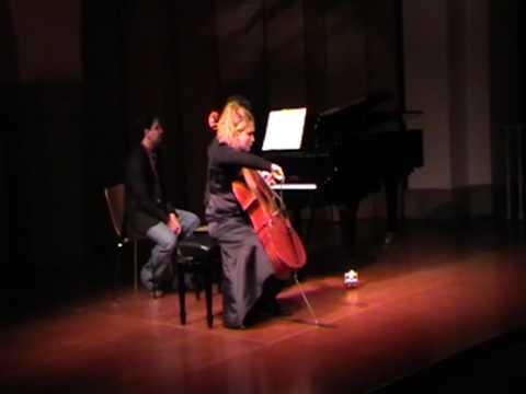 Aires Gitanos / Zigeunerweisen /Gypsy Airs/ cello ...