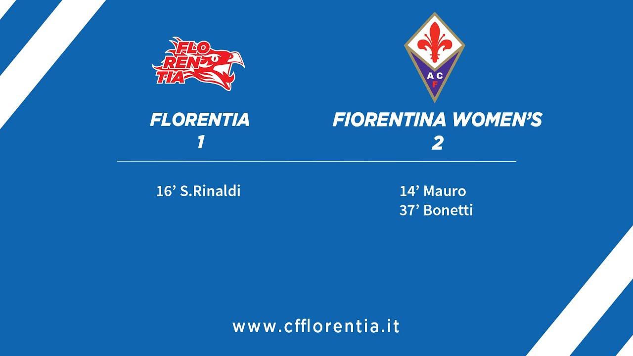 Florentia vs Fiorentina Women's