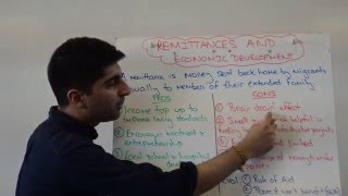 Extract 4 Remittances and Development - OCR Global Economy F585