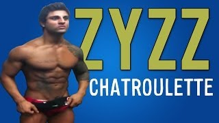 Zyzz Chatroulette Compilation - Girls (Best Reactions)