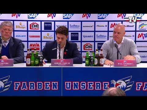 PK: Adler Mannheim - Schwenninger Wild Wings