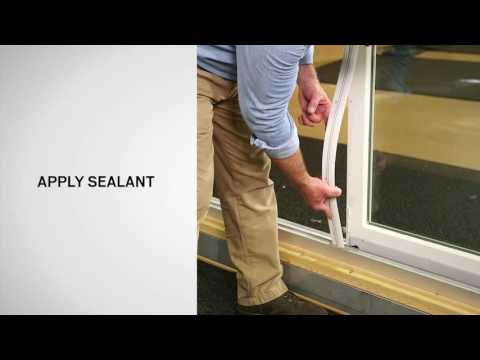 Replacing Operating And Stationary Panels On 200 Series Gliding Patio Doors | Andersen Windows
