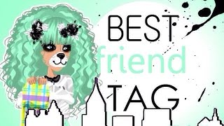 On est obsédée part youtube? Best Friend Tag ♥ / ft Vanessa (: