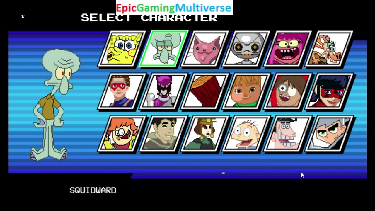 Squidward Tentacles Vs Squilliam Fancyson In A Nick S Not So Ultimate Boss Battles Match Youtube It must be because of the mustache unibrow. squidward tentacles vs squilliam fancyson in a nick s not so ultimate boss battles match