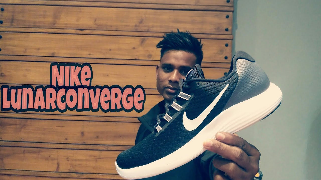 Nike Lunarconverge 2017 | Explained | Best Running shoes