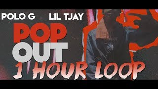 Polo G (Ft. Lil TJay) - Pop Out (1 Hour Loop - Instrumental)