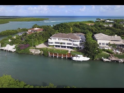 Private Family Compound at Ocean Reef in Key Largo, Florida