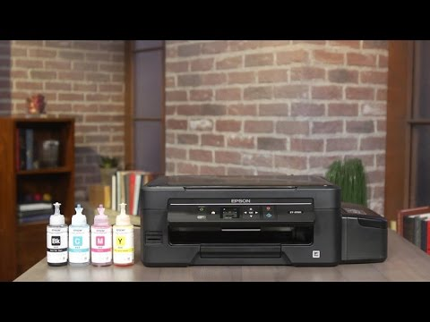 Epson EcoTank printer does away with ink cartridges, opts for DIY refills