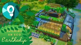Building an Earthship and Chatting About The Sims 4 Eco Lifestyle
