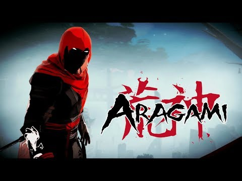 Aragami Gameplay: Stealth Assassin