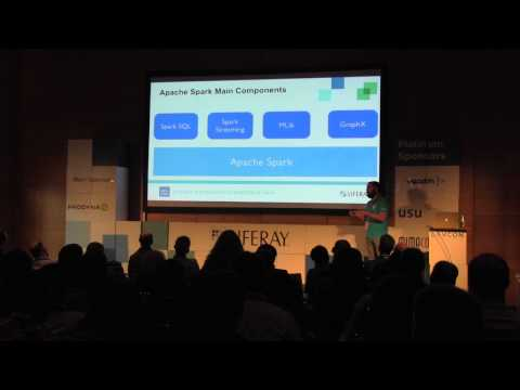 Liferay DEVCON 2014 - Big Data and Liferay: Getting Value From Your Data - Miguel Olivar