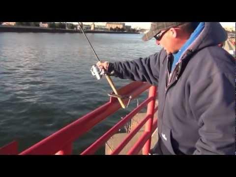 Public Fishing Milwaukee Harbor