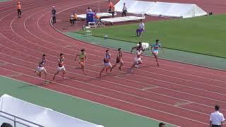 男子100m 決勝 thumbnail