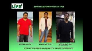 Full Body transformation in 50 days  (lost 9kg in 50 days) Thumbnail