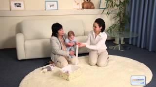 Урок 5. Раннее развитие до года, 6-7 месяцев, Маленький Леонардо - курс по методике О.Н. Тепляковой
