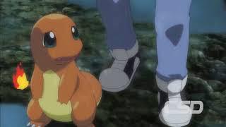 Lycanroc attacks on Ash | Pokemon The Movie I Choose You