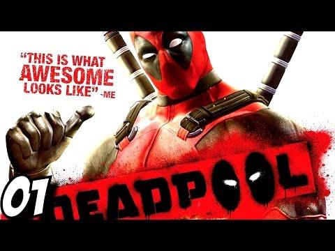 Deadpool Türkçe   Parali Katilden Kahramanmi Olur   1.Bölüm   Ps4