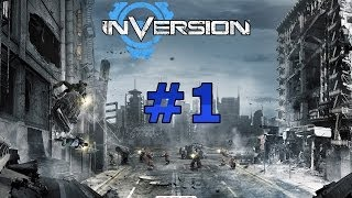 Inversion  Part 1 (HD 1080p PC) Playthrough/Walkthrough