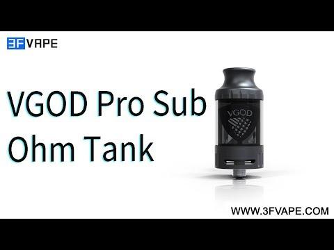 VGOD Pro Sub Ohm Tank